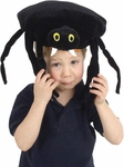 Child's Spider Pumpkin Hat
