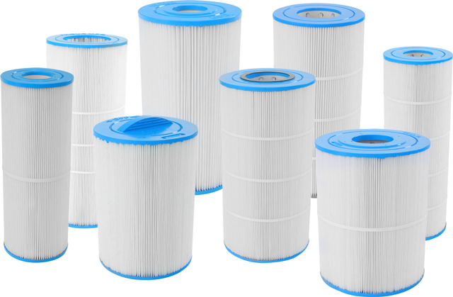 Waterway Clearwater II 150 Pool Filter Cartridge C-8414