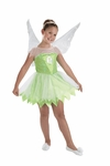 Child's Disney Tinkerbell Costume