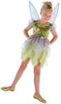 Child's Disney Tinkerbelle Costume