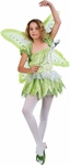 Child's Pixie Tinkerbell Costume