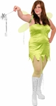Plus Size Sexy Tinkerbell Costume