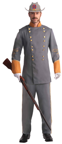 Adult Confederate General Costume