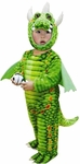 Child's Green Triceratops Costume