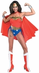 Adult Official Wonder Woman Costume