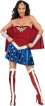 Adult Wonder Woman Hero Costume