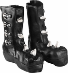 Women's Gothic Boot Covers