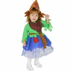 Girl's Infant Scarecrow Costume
