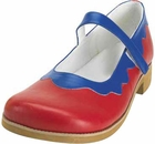 Womens Clown Shoes