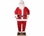 Life Sized Animated Santa Christmas Prop