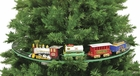 Around The Christmas Tree Train Set