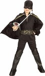 Child's Deluxe Zorro Costume