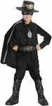 Child's Deluxe Zorro Outfit