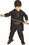 Toddler Deluxe Zorro Costume