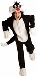 Child's Looney Tunes Sylvester Costume