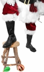 Men's Tall Santa Claus Boots