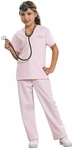 Child Pink Veterinarian Costume