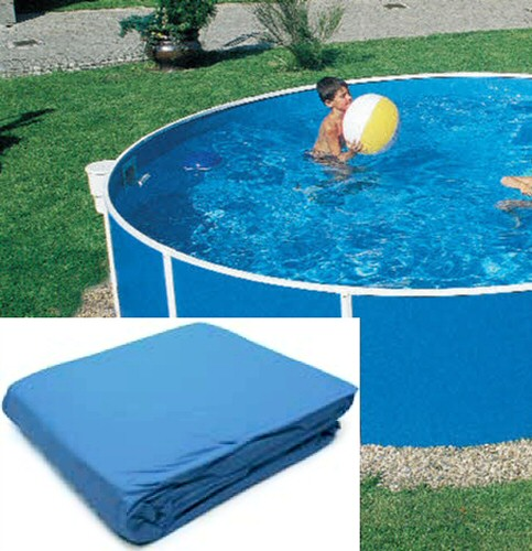 "Heritage Splasher Pool Liner 12' x 36"" with Port Hole"