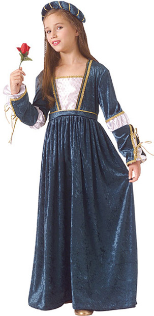 Child's Deluxe Classic Juliet Costume