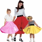 Classic 50s Girl Costumes