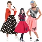 Poodle Skirt Costumes
