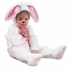 Baby Plush Bunny Costume
