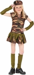 Child's Army Brat Costume