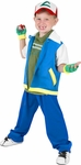 Child's Classic Pokemon Ash Costume