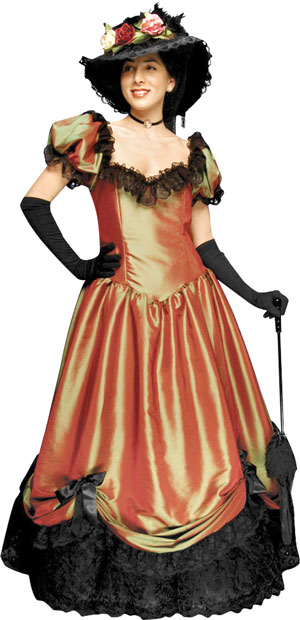 Madame Southern Belle Theater Costume