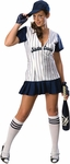Sexy Baseball Player Dress Outfit