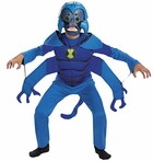Child's Ben 10 Spidermonkey Costume