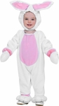 Child's Plush Bunny Costume