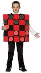 Child's Checker Board Costume