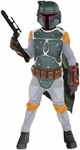 Deluxe Child's Star Wars Boba Fett Costume