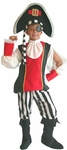 Child's Deluxe Pirate Costume