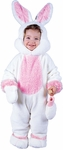 Toddler Cuddly Bunny Costume