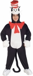 Child's Deluxe Cat in The Hat Costume