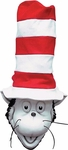 The Cat In The Hat Costume Mask