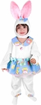 Toddler Girl Nursery Rhyme Bunny
