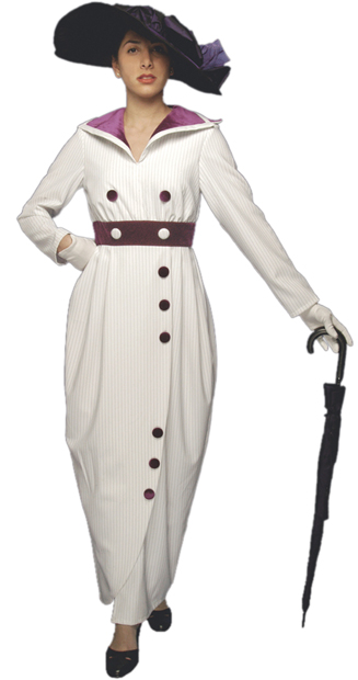 Women's Titanic Movie Costume