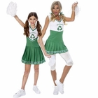 Go Green Cheerleader Costumes