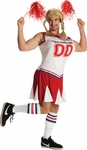 Men's Funny Cheerleader Costume