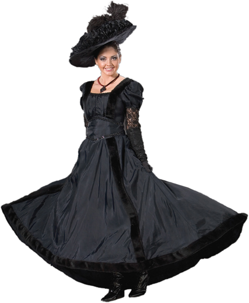 Dowager Countess Costume