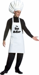 Bun Maker Chef Maternity Costume