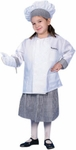 Child's Girl Chef Costume