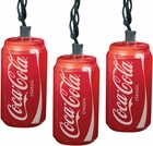 Coca Cola Classic String Lights Set