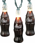 Coke Bottle String Light Set