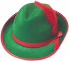 Adult Swiss Yodeler Costume Hat