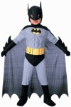 Child's Deluxe Batman Costume