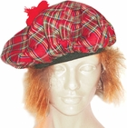 Adult Scottish Tam Hat